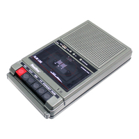Classroom Cassette Player, 2 Station, 1 Watt