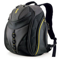 Mobile Edge Express Backpack (fits 15.4-inch laptops) - Black/Yellow