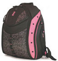 Mobile Edge Women's Express Backpack Pink Ribbon 15.4""