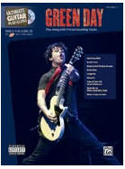 Ultimate Guitar Play-Along: Green Day (Book/CD)