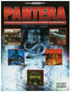 Pantera: Guitar Anthology (TAB)