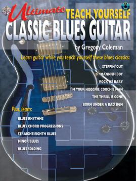 Ultimate Teach Yourself Classic Blues Guitar