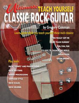 Ultimate Teach Yourself Classic Rock Guitar