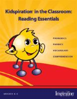 Inspiration Kidspiration in the Classroom: Reading Essentials