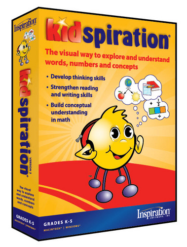 Kidspiration 3.0 Student Edition (Electronic Software Delivery)