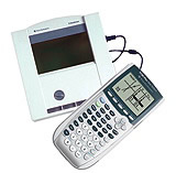TI-84 Plus Silver Edition with ViewScreen Panel