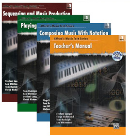 Music Tech Series Bundle with Teacher's Manual