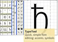 TypeTool 3.x Mac (Electronic Software Download)