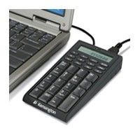 Kensington Notebook Keypad/Calculator with USB Hub