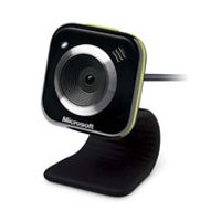 Microsoft LifeCam VX-5000 Webcam - Green