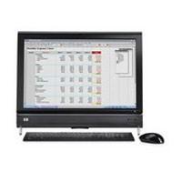 """Hewlett Packard TouchSmart Business Desktop dx9000 22"""" LCD 2.26GHz 4GB SDRAM 320GB HD"""