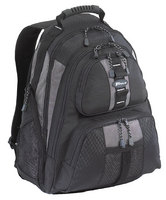 "15.4"" Sport Standard Backpack (Black/Platinum)"
