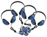 Califone Listening First Listening Center (Blue)
