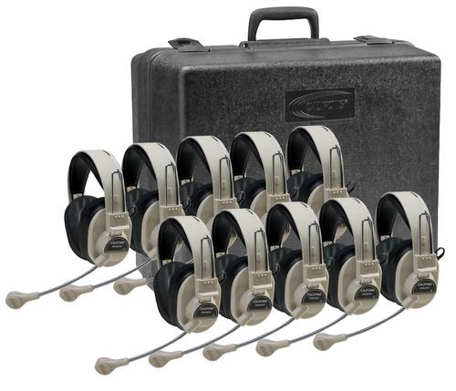 3066AV Headsets Classroom Pack 10