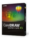 CorelDRAW Graphics Suite X5 for Win