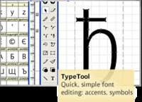 Fontlab TypeTool 3.0 Win (Electronic Software Download)