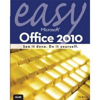 Easy Microsoft Office 2010 (Paperback)