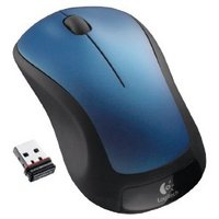 M310 Wireless Mouse (Peacock Blue)