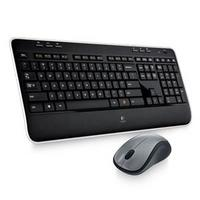 Wireless Keyboard and Mouse Combo MK520