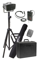 PA319PN Wreless PresentationPro Package with Wireless Neck Microphone