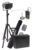 PA319PO Wreless PresentationPro Package with Wireless Over Ear Microphone