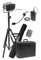 PA319PH Wreless PresentationPro Package with UHF Flexible Headset Microphone
