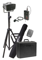 PA319PL Wreless PresentationPro Package with UHF Lapel Microphone