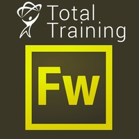 Total Training for Adobe Fireworks CS5 DVD