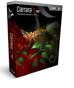 Carrara 8 Pro (Electronic Software Delivery)