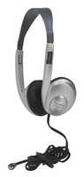 3060AV Multimedia Stereo Headphones (Silver)