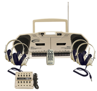 Califone 2395PLC 4-Person Music Maker PLC