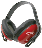 HS40 Hearing Safe Hearing Protector (Red) (Minimum Order Quantity of 7)