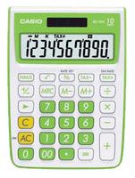 Casio MS10VC Basic Calculator (Green)
