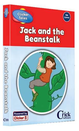 Crick Software Clicker Tales: Jack and the Beanstalk