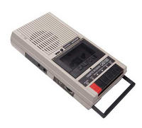 CAS1500 Cassette Player/Recorder