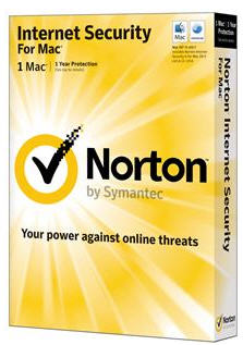 Norton Internet Security 5.0 for Mac 1 User/1 Year for Mac