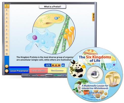 6 Kingdoms Multimedia Lesson