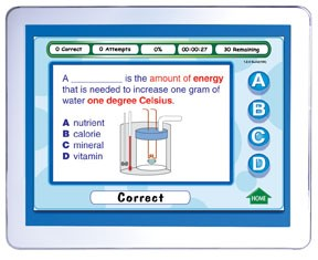 Grade 8 - 10 Science Interactive Review Question CD (Site License)