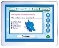 Grade 4 ELA Interactive Review Question CD (Site License)