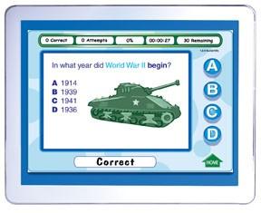 Grade 6 Social Studies Interactive Review Question CD (Site License)
