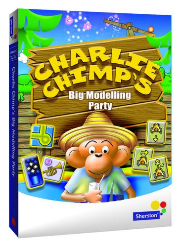 Charlie Chimp's Big Modeling Party (5 User)