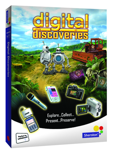 Digital Discoveries (5 user)