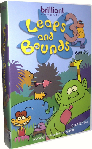Leaps and Bounds 3 (Unlimited Site)