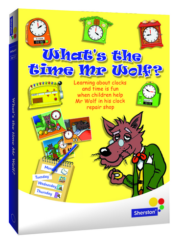 What's the Time Mr. Wolf