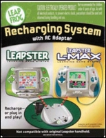 LeapFrog Leapster and L-Max Recharging Kit