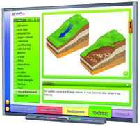 Earth's Surface Multimedia Lesson