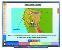 Earthquakes Multimedia Lesson (Site License)