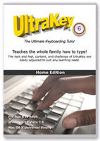 UltraKey 6 (Home Edition) (Electronic Software Download)