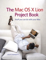 Mac OS X Lion Project Book