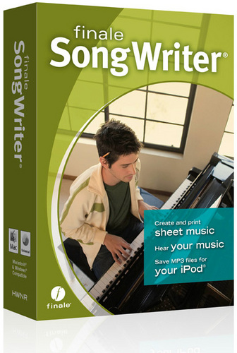 Finale SongWriter 2012 (Electronic Software Delivery)